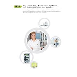 Sepacore Easy Purification Systems Brochure
