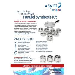DrySyn Parallel Synthesis Starter Kit
